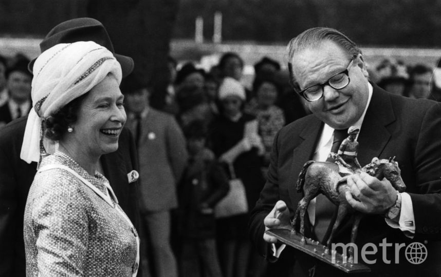 Королева Британии Елизавета II. 1974 год. Фото Getty