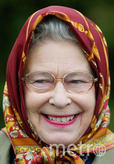 Королева Британии Елизавета II. 2005 год. Фото Getty