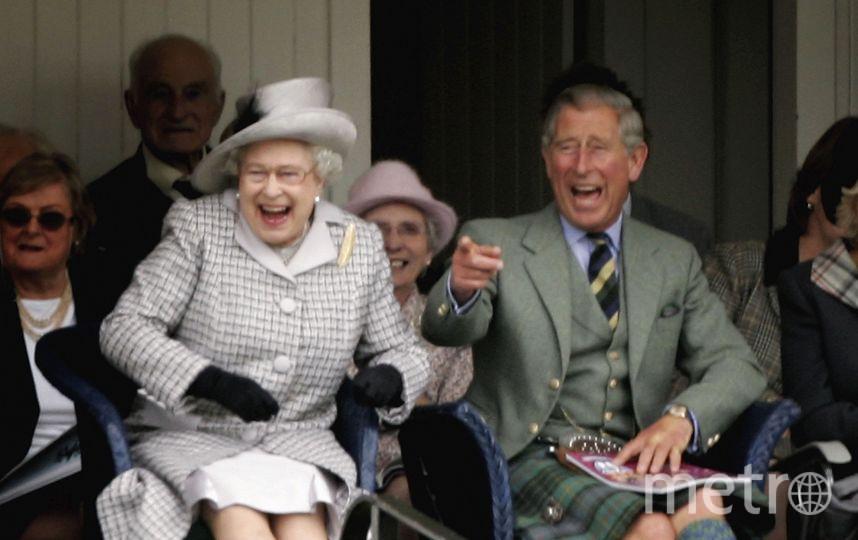Королева Британии Елизавета II. 2006 год. Фото Getty