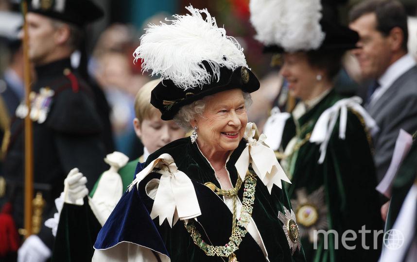 Королева Британии Елизавета II. 2010 год. Фото Getty