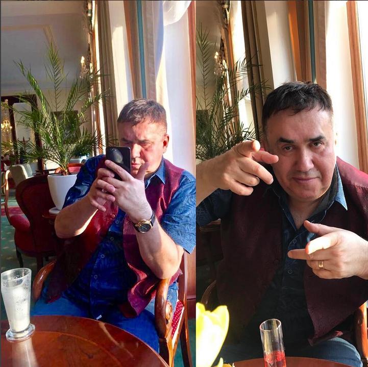 """""""Голое"""" фото Елены Малышевой опубликовал популярный народный блогер. Фото Скриншот Instagram/stassadal"""