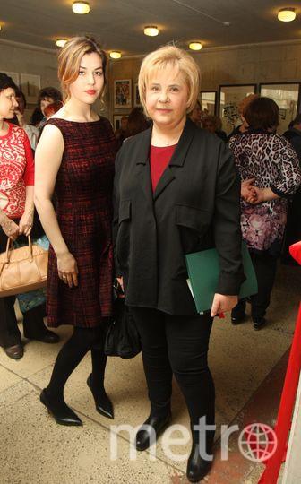 На кинофестиваль в Гатчину приехали Татьяна Догилева с дочкой Екатериной. Фото Михаил Садчиков-младший