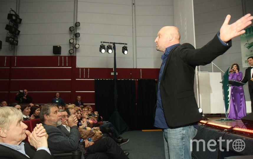 На кинофестиваль в Гатчину приехал Гоша Куценко. Фото Михаил Садчиков-младший
