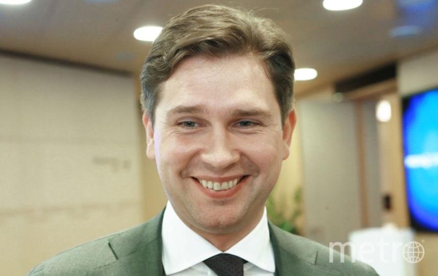 Исполнительный директор Фонда Кино Антон Малышев. Фото РИА Новости