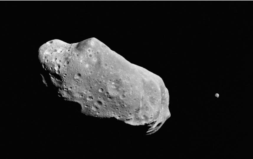 Вближайшие три дня рядом сЗемлей пролетят 5 потенциально рискованных метеоритов