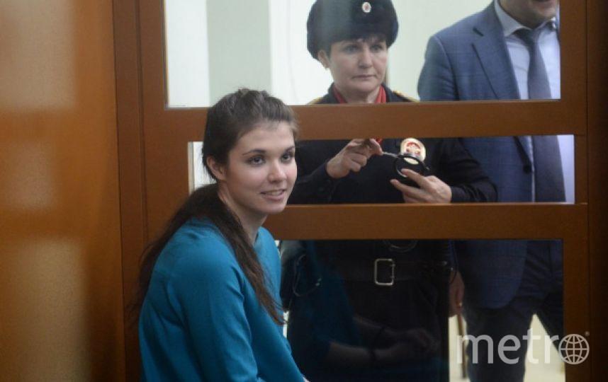 Варвара Караулова. Фото РИА Новости