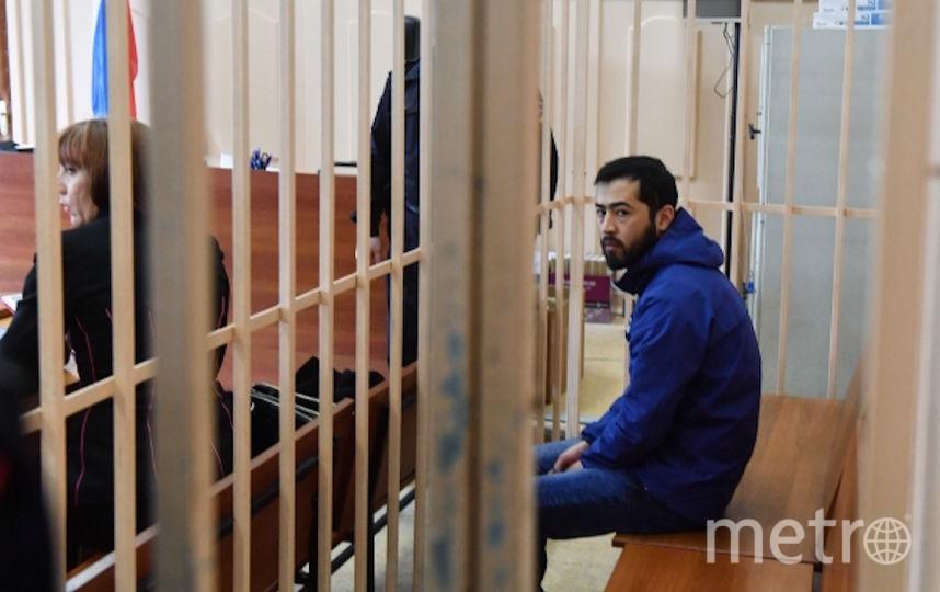 Акрам Азимов. Фото РИА Новости