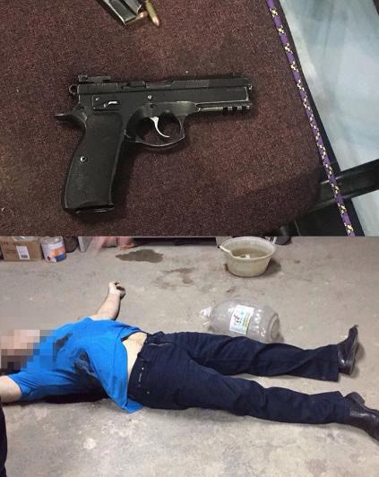 Жертва нападения на отделение ФСБ России по Хабаровскому краю. Фото Instagram/khv_reporter