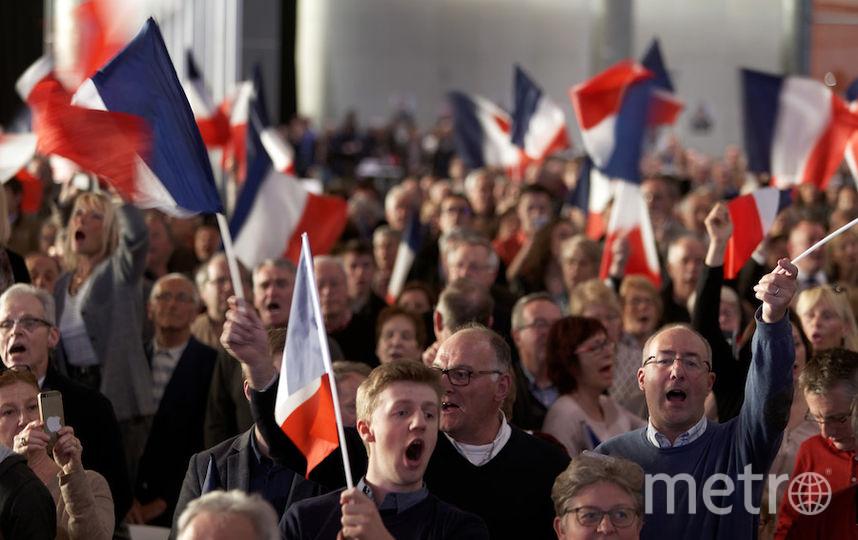 Французы ждут исхода выборов. Фото Getty
