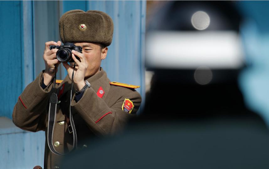 Джули Бишоп была в Северной Корее с визитом в феврале, но найти общие точки не удалось. Фото Getty