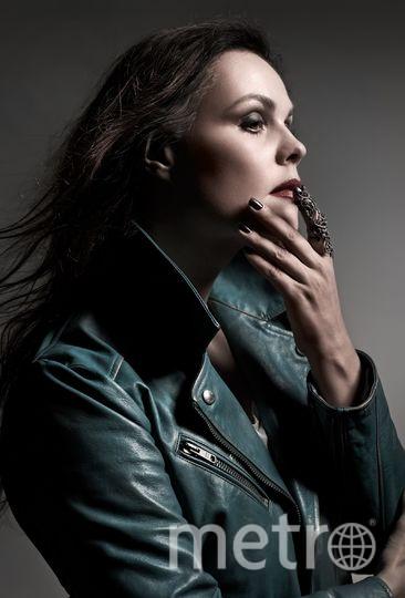 Екатерина Андреева. Фото Пресс-служба «The Hollywood Reporter. Российское издание».