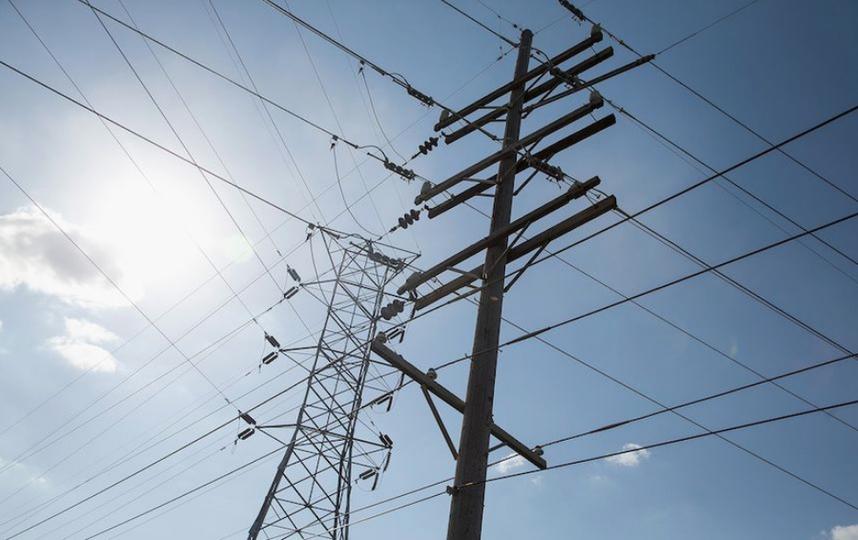 Энергетики восстанавливают снабжение Южной Осетии. Фото Getty