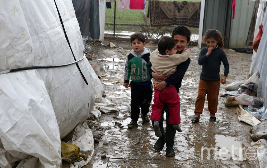 Целое поколение сирийских детей не видело ничего, кроме войны. Фото UNICEF