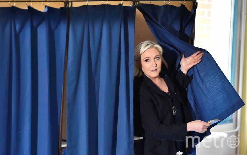 Марин Ле Пен. Фото AFP