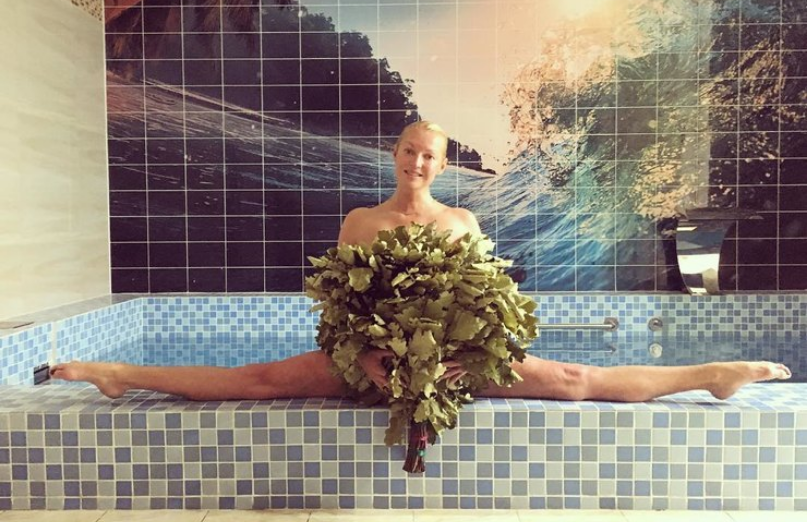Фото: instagram.com/volochkova_art/.