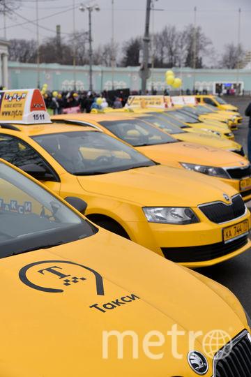"Такси. Фото Василий Кузьмичёнок, ""Metro"""