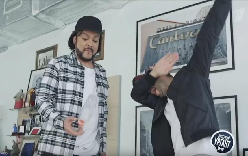 Да мы просто хайпа хотим: Киркоров и Ургант спрятались в закрывшемся гипермаркете. Фото Скриншот Youtube