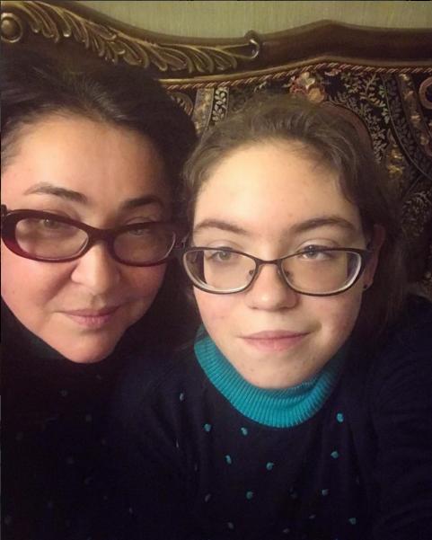 Лолита с дочкой. Фото Instagram
