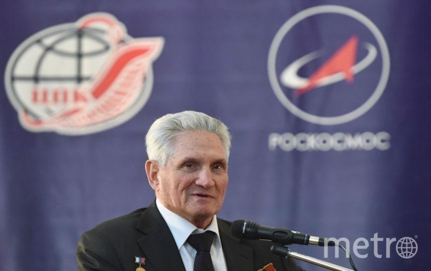 Борис Волынов, лётчик-космонавт СССР, дважды Герой Советского Союза. Фото РИА Новости