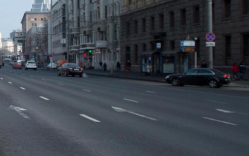 Из-за репетиции парада Победы в центре Москвы ограничат движение. Фото mos.ru