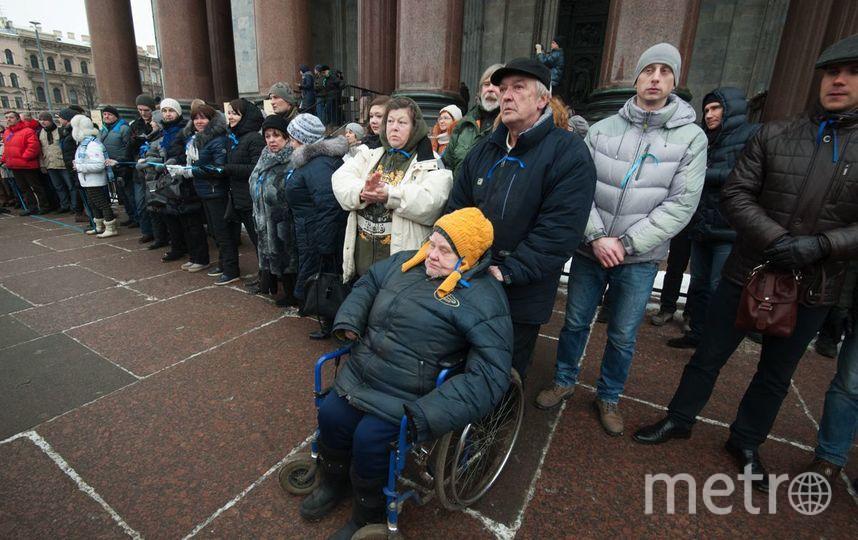 """Референдума по статусу Исаакия не оказалось в повестке заседания ЗакСа Петербурга. Фото """"Metro"""""""