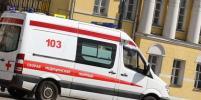 В Москве ребёнок упал с девятого этажа