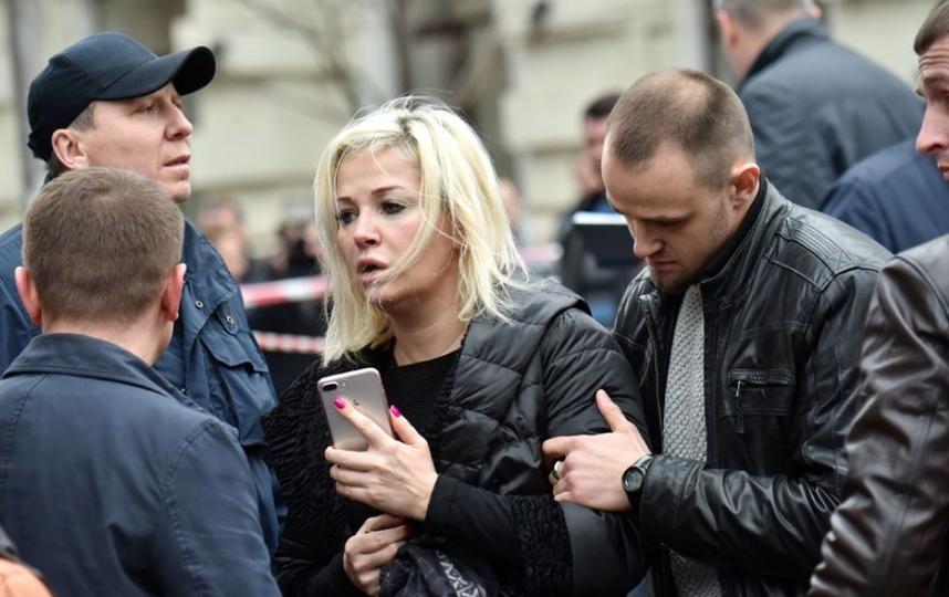 Максакова не получит наследство убитого супруга. Фото AFP
