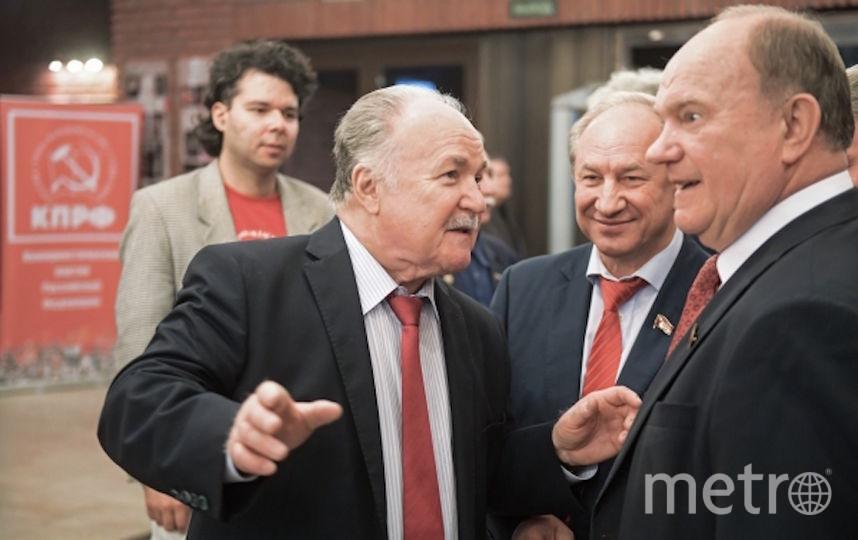 Николай Губенко. Фото РИА Новости