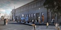 Экспозиция столичного Пушкинского музея займёт и улицу