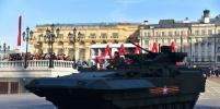 Генеральная репетиция парада Победы в Москве состоится 7 мая