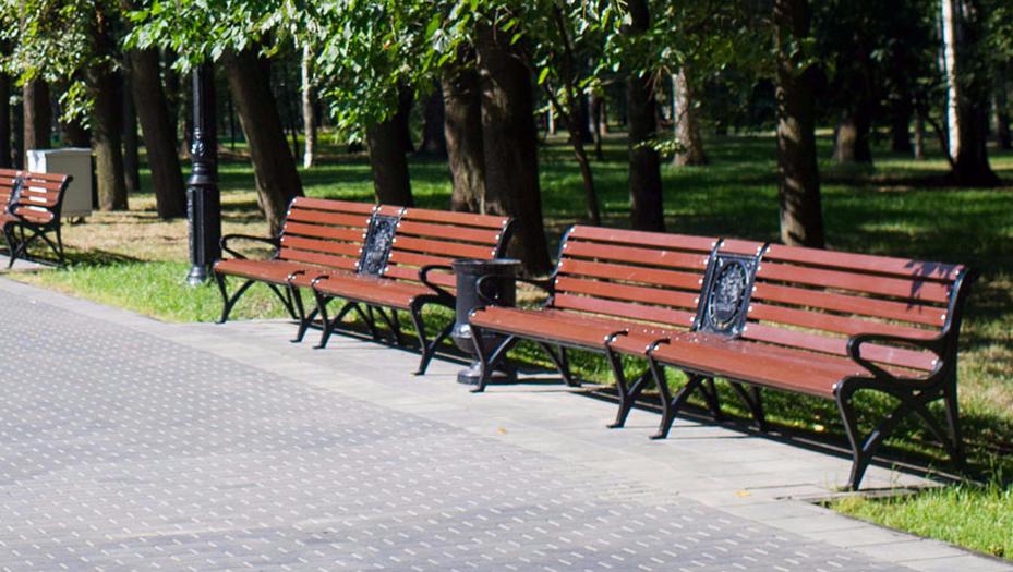 В Москве появится сквер имени Чингиза Айтматова. Фото mos.ru