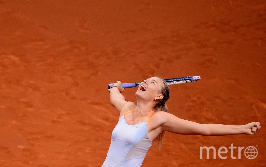 Мария получила wild card в основную сетку нескольких турниров, но Roland Garros допустит её только до квалификации. Фото Getty
