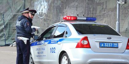В Москве водитель Mercedes выстрелил в голову другому, так как посчитал его виновным в ДТП