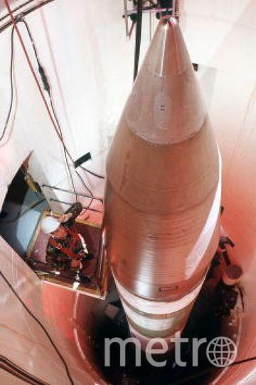 Minuteman III. Фото Getty