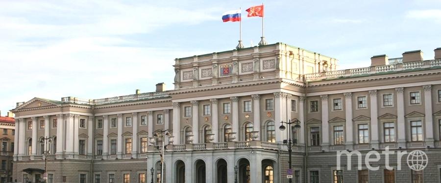 Губернатор Петербурга Георгий Полтавченко 26 апреля выступил в Законодательном собрании.