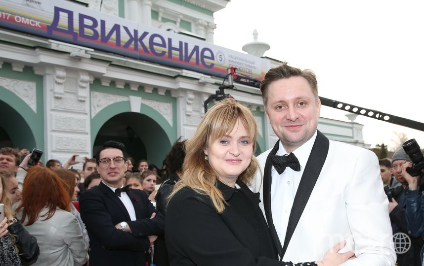 На фото Артём и Анна Михалковы. Фото предоставлено организаторами фестиваля