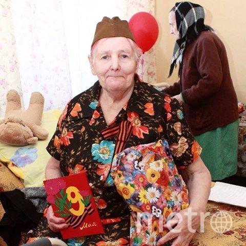 """Бабушка из дома престарелых (архивное фото). Фото предоставлено фондом """"Старость в радость""""."""