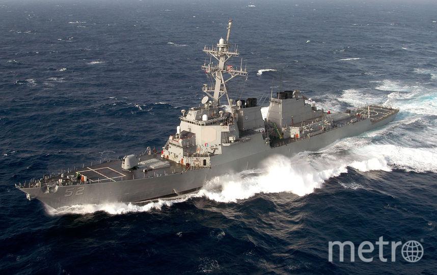 USS Mahan. Фото Getty