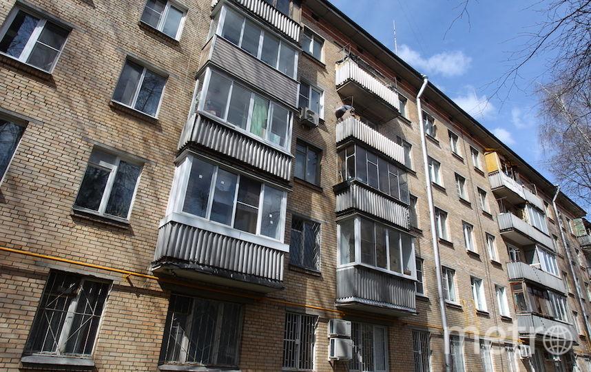 """Ипотеку жителям сносимых пятиэтажек переоформят на новое жильё. Фото Василий Кузьмичёнок, """"Metro"""""""