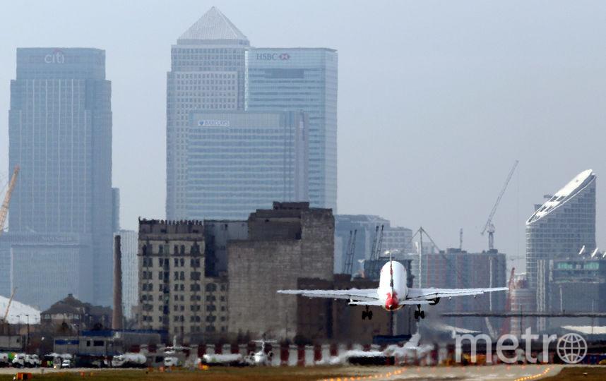 Аэропорт Лондон-Сити, Великобритания. Фото Getty
