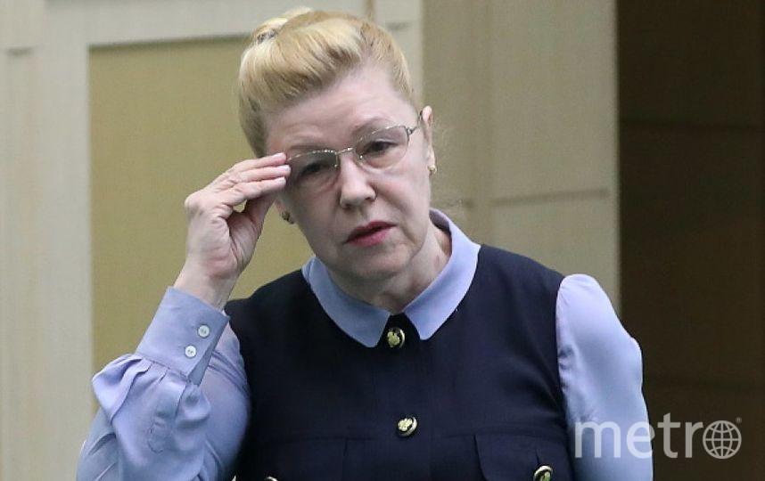 Елена Мизулина. Фото Getty