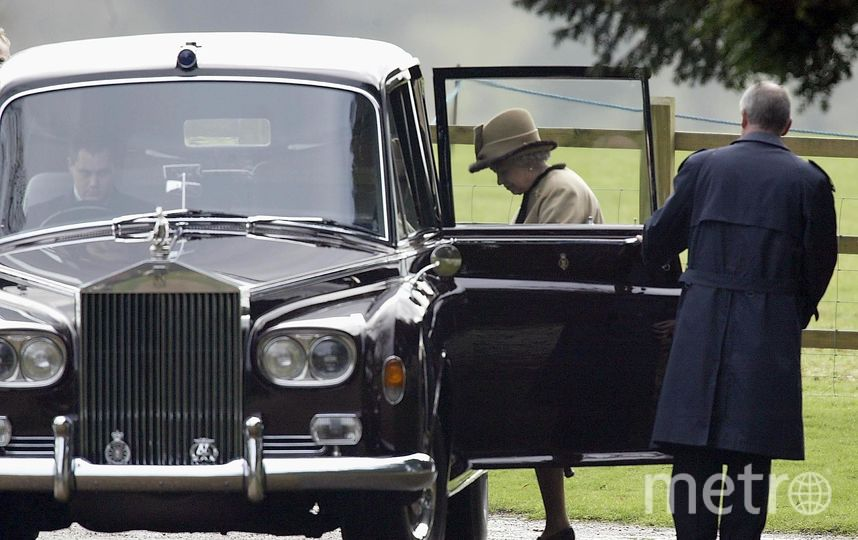 Rolls-Royce Phantom VI. Фото Getty