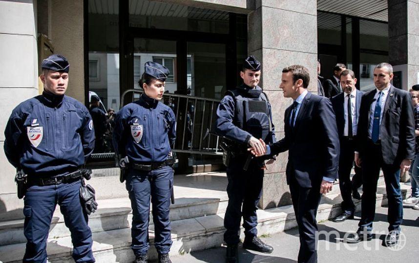 Полиция Франции. Фото Getty
