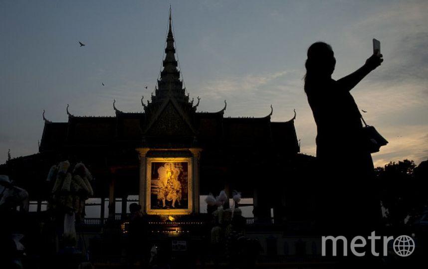 ВКамбодже актрису недопустили ксъемкам из-за чрезмерной сексуальности