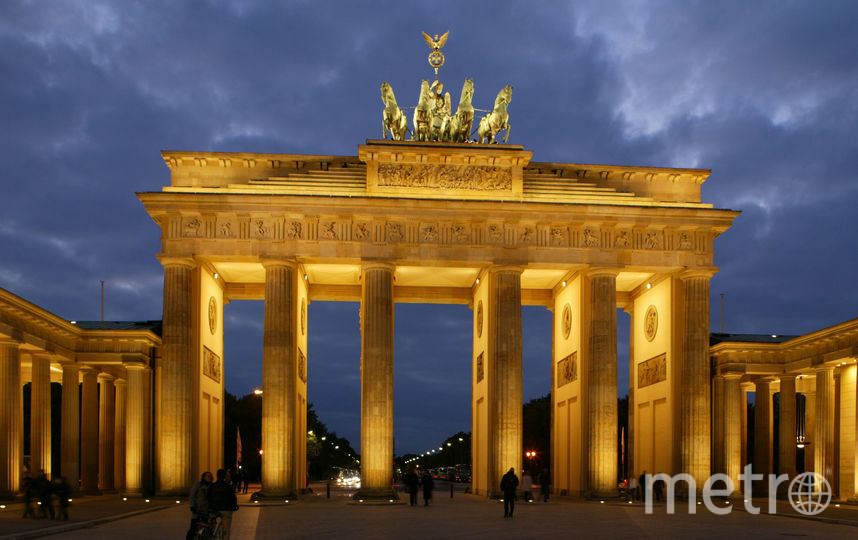 Берлин ждёт туристов. Фото Getty