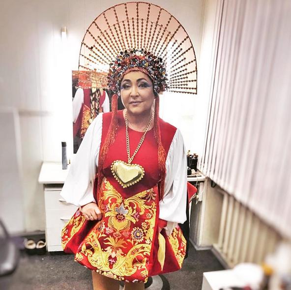 Лолита Милявская. Фото Instagram Лолиты Милявской