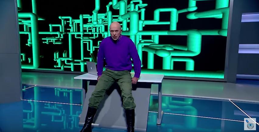 Новое шоу Сергея Дружко набрало несколько миллионов просмотров. Фото Скриншот Youtube