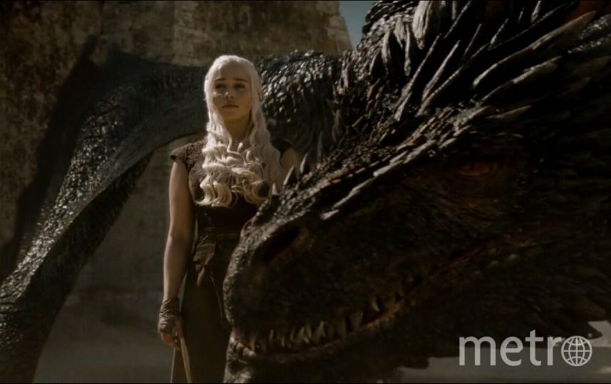 "Кадр из фильма ""Игра престолов"". Фото www.imdb.com."