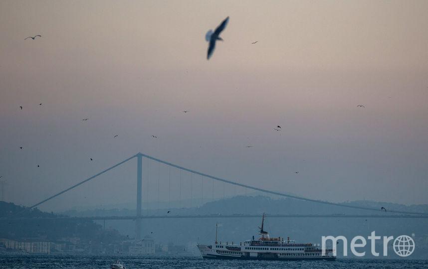 Босфорский пролив. Фото Getty