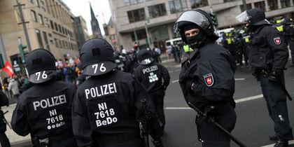 У больницы в Берлине произошла стрельба